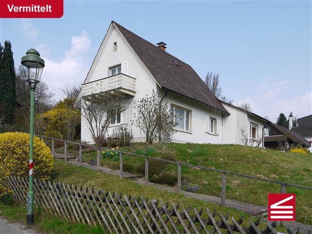 Baden Baden charmantes freistehendes Einfamilienhaus auf