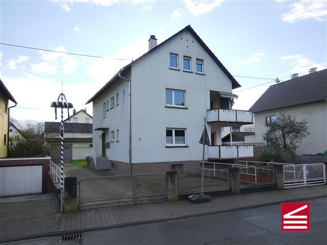 Haus kaufen Gaggenau Drei Familien Wohnhaus Gerd